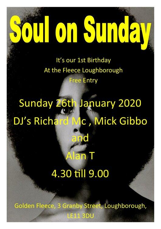 soul Jan 2020