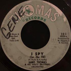 soul I Spy JT