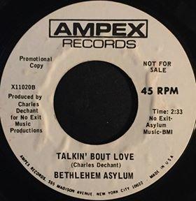 soul Talkin Bout Love BA