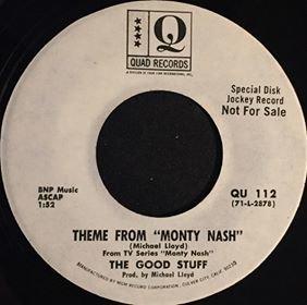 soul Theme From Monty Nash TGS