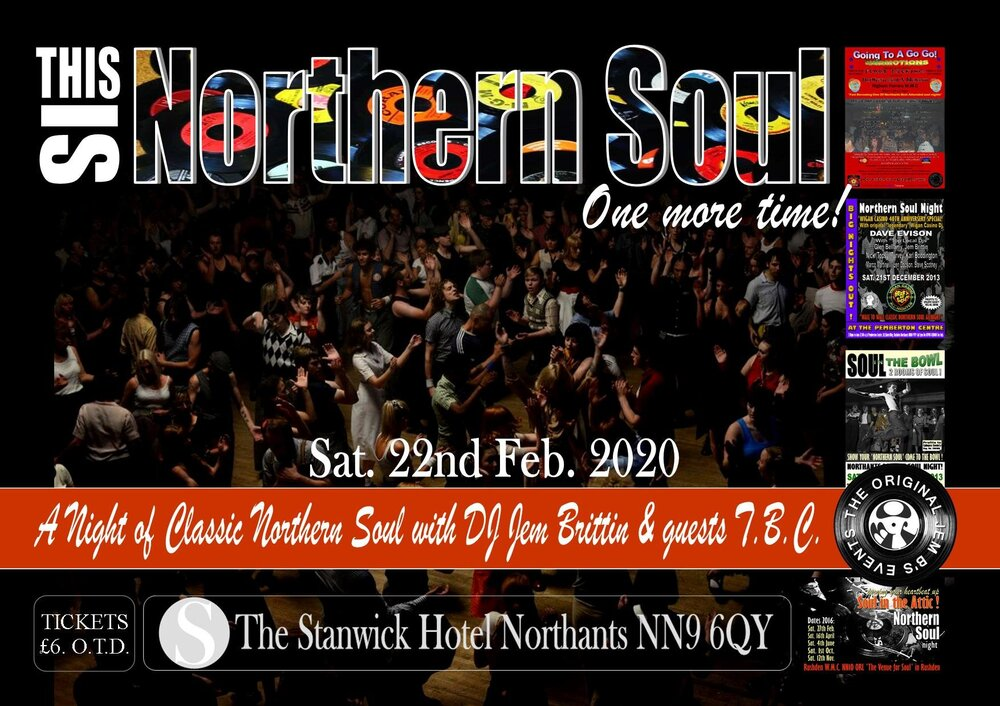 soul This is Northern Soul 2020