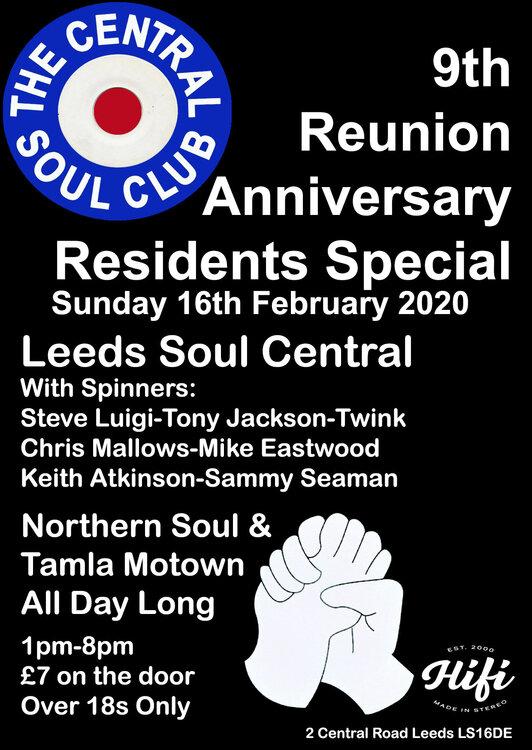 soul Central Feb 2020