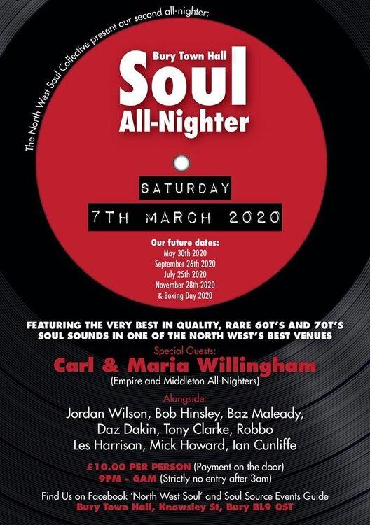 soul March 2020