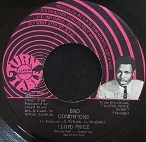 soul Bad Conditions LP