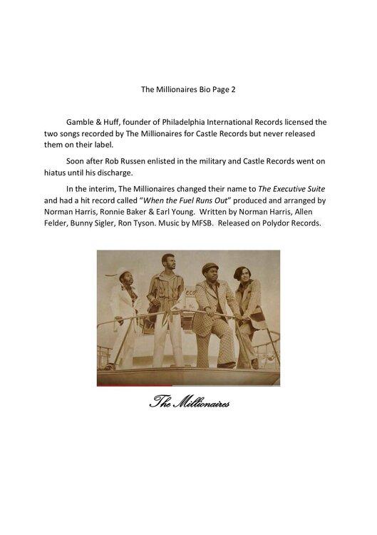 soul The Millionaires Bio 2