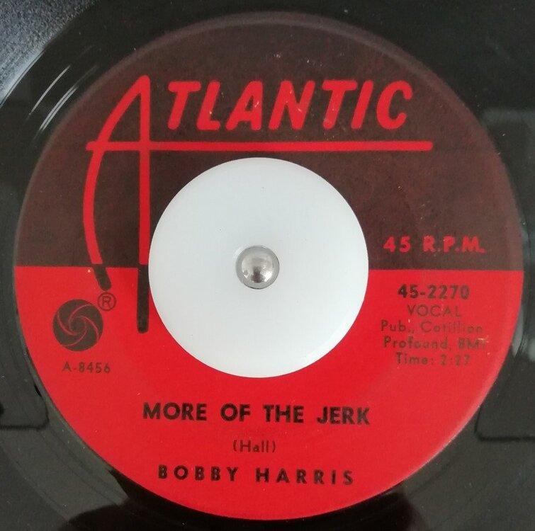 soul Bobby Harris   More of the jerk