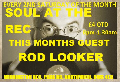 soul ROD LOOKER February 2018. Take 2 png
