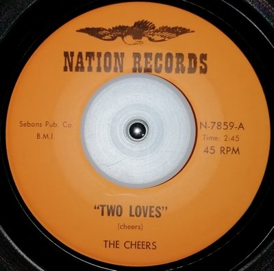 soul Cheers   Two loves