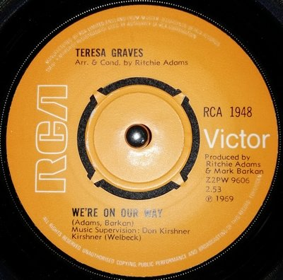 soul Teresa Graves   We´re on our way