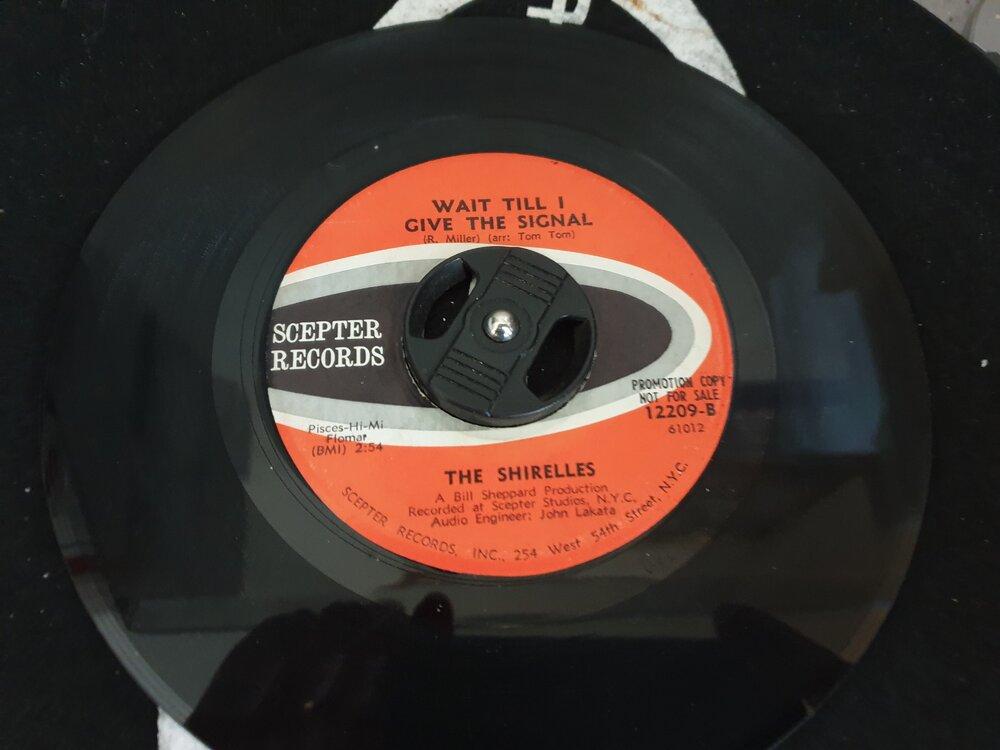 soul The Shirelles