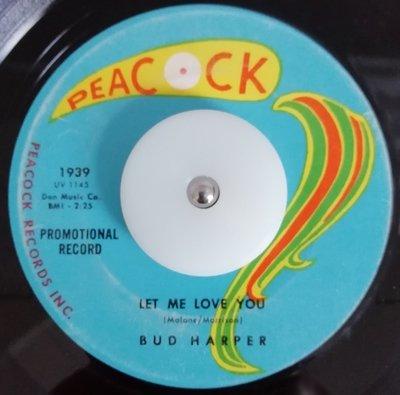 soul Bud Harper   Let me love you _ Mr Soul