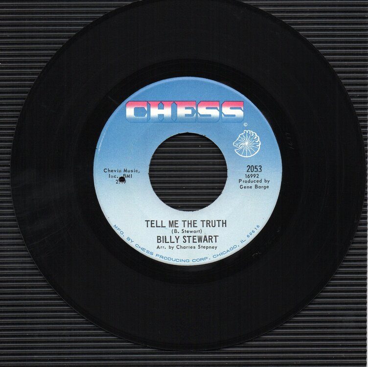 soul Billy Stewart   Tell Me The Truth029