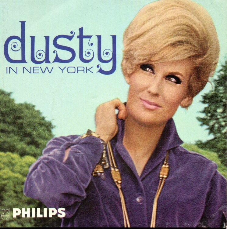 soul Dusty Springfield   In New York EP PicSlv020
