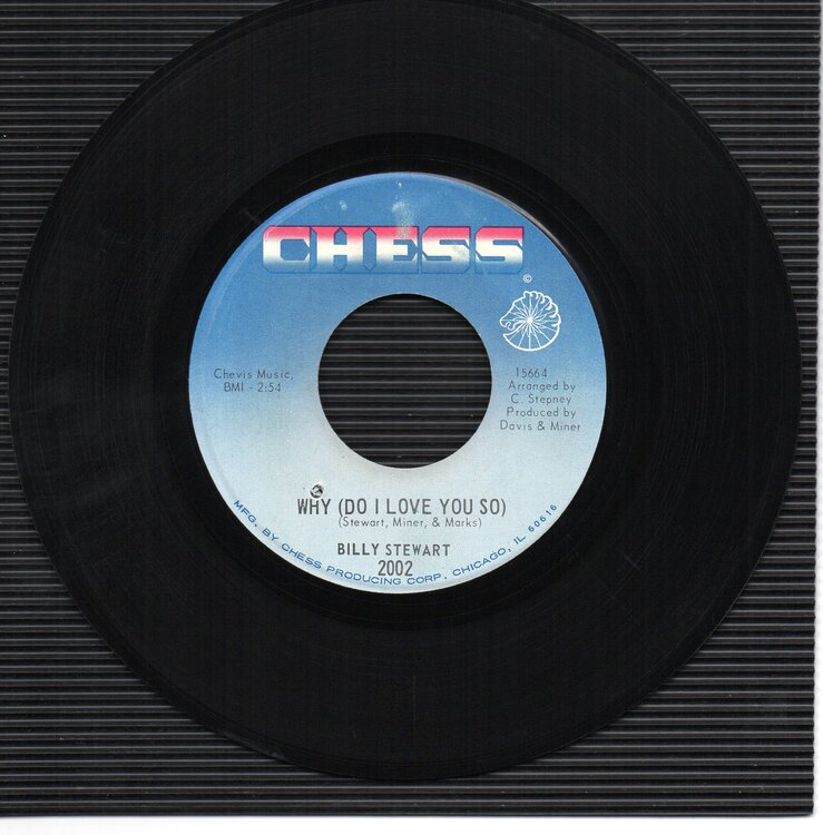 soul Billy Stewart   Why Do I Love You So025