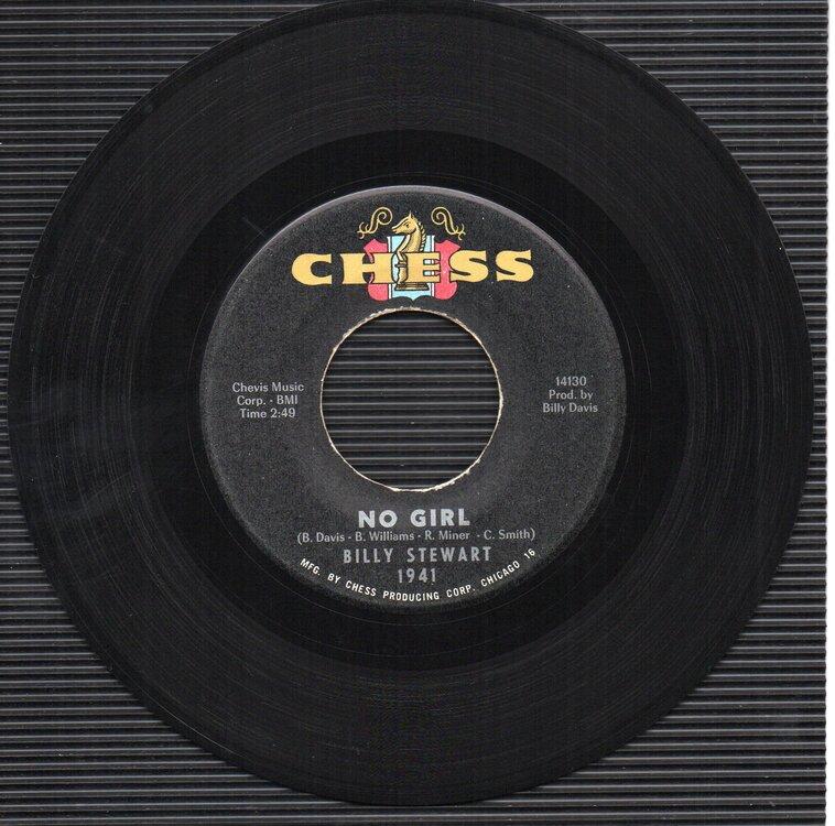 soul Billy Stewart   No Girl024