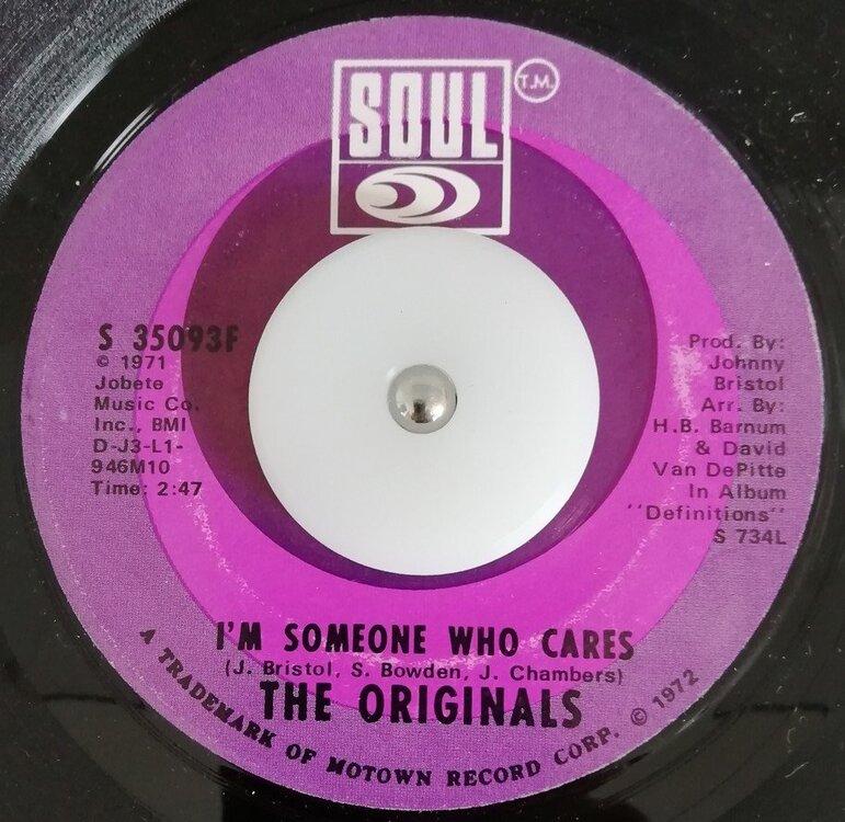 soul Originals   I´m someone who cares (1)