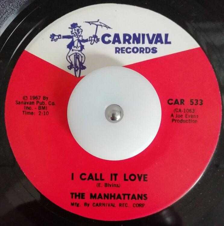 soul Manhattans   I call it love_