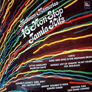 soul Motown Memories V2