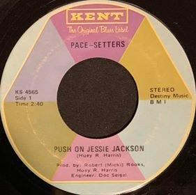 soul Push On Jesse Jackson P