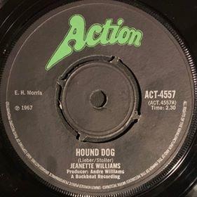 soul Hound Dog JW