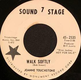 soul Walk Softly JT