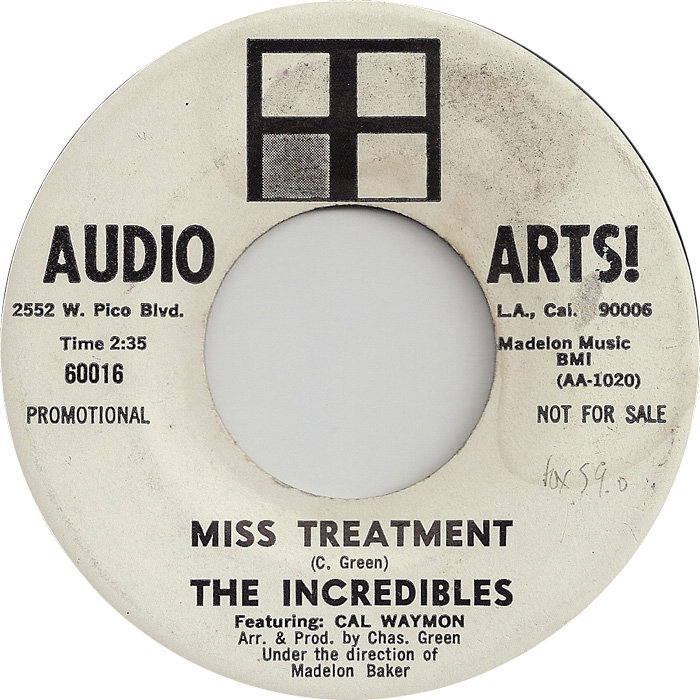 soul the incredibles miss treatment audio arts