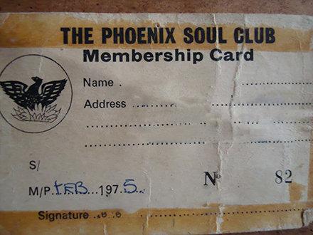 soul phoenix membership card
