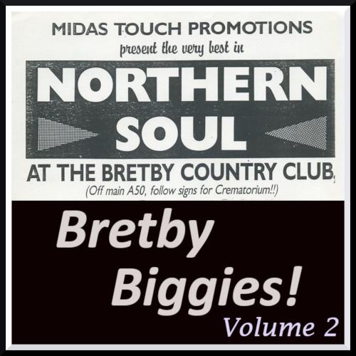 soul Bretby biggies picture volume 2 500