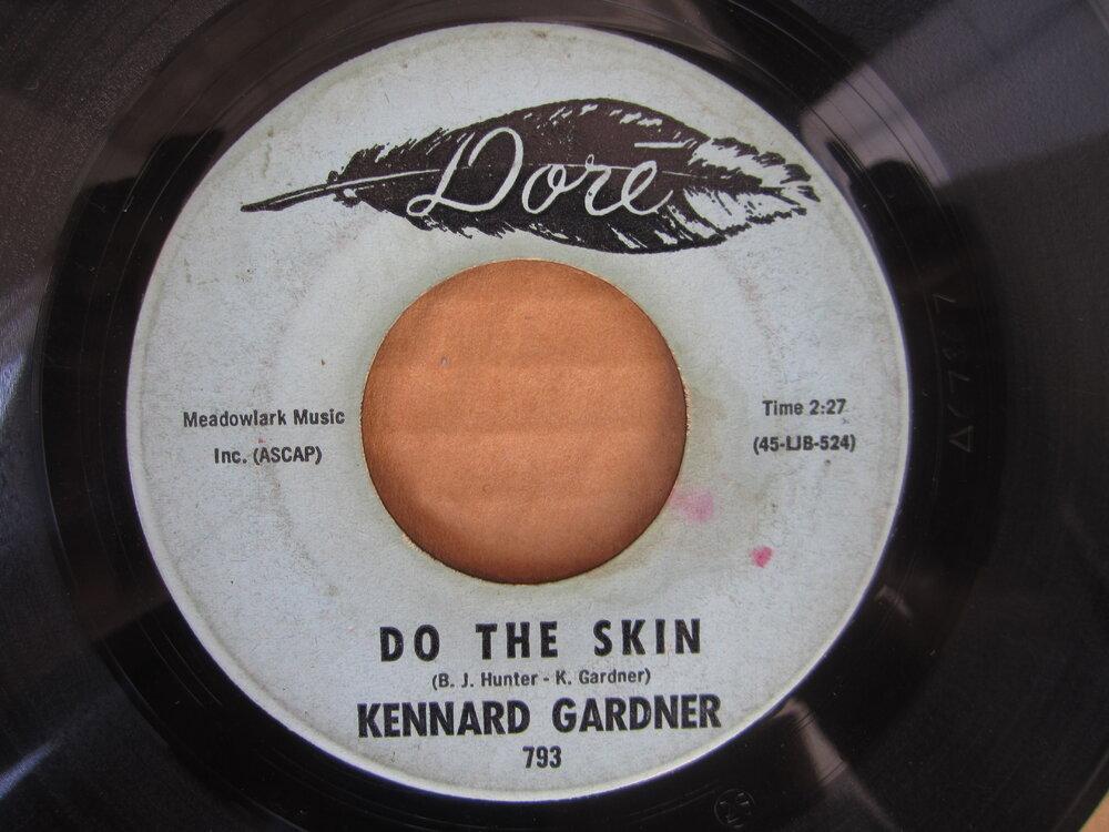 Kennard Gardner - do the skin DORE.JPG