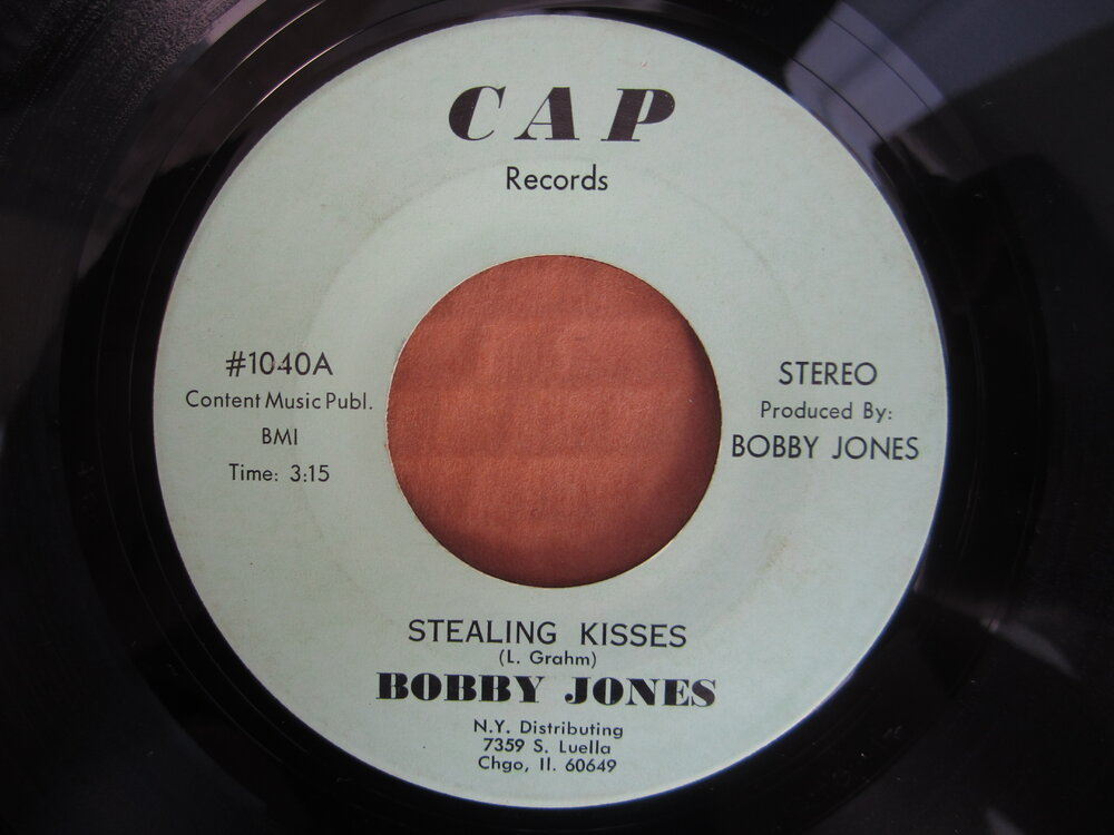 Bobby Jones - stealing kisses CAP.JPG