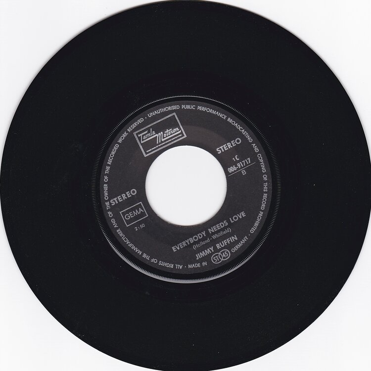 Jimmy Ruffin - Everybody  £10.jpg