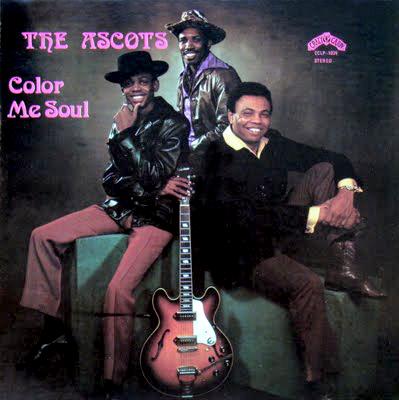 The Ascots  – Color Me Soul.jpg