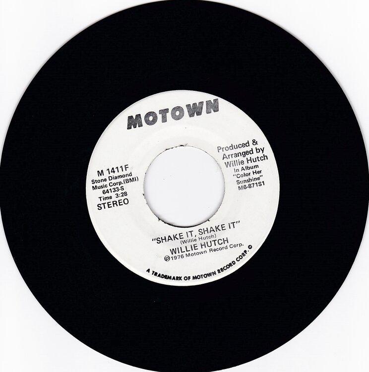 Willie Hutch - Shake  - £10.jpg