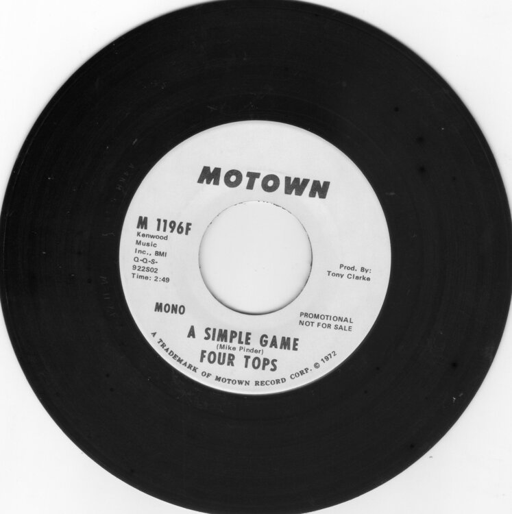 Four Tops - A Simple Game £10.jpg