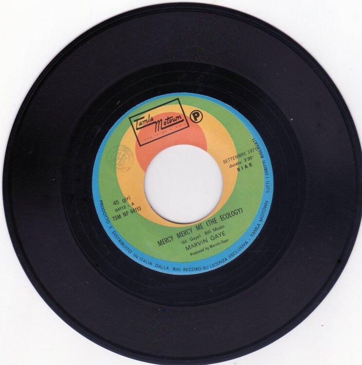 Marvin Gaye - Mercy  £10.jpg