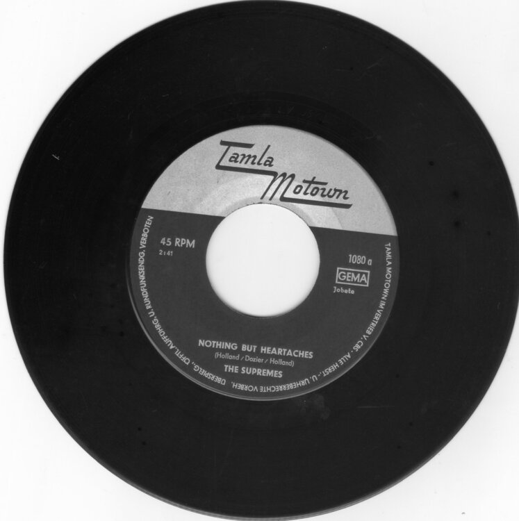 Supremes - Nothing But £10.jpg