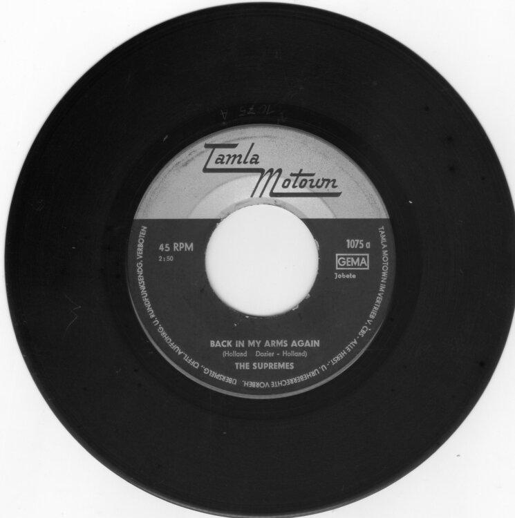 Supremes - Back In  £10.jpg