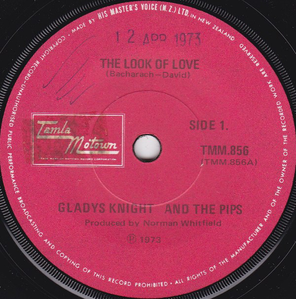 Gladys K - The Look Of Love.jpg