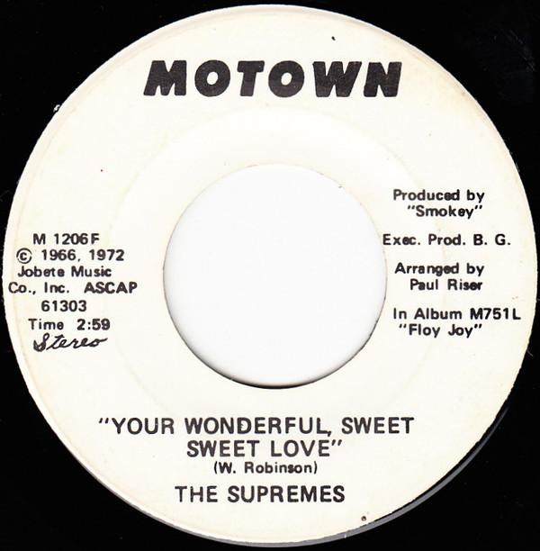 Supremes - Your wonderful.jpg