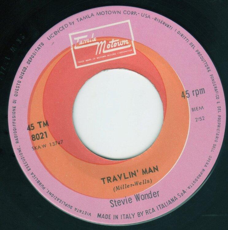 Stevie Wonder - Travlin Man.jpg