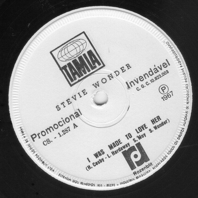 Stevie Wonder - I Was Made.jpg