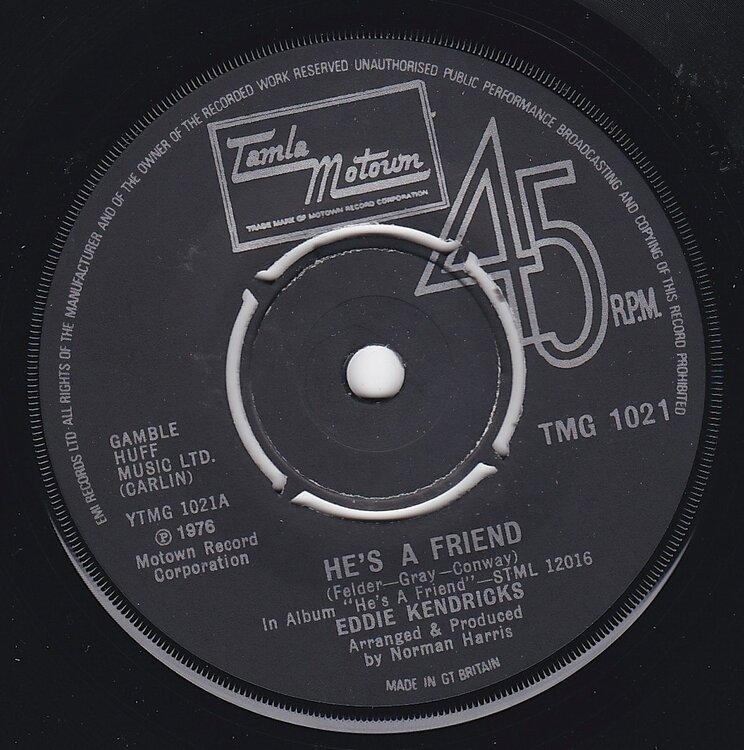 Eddie Kendricks - Hes A Friend.jpg