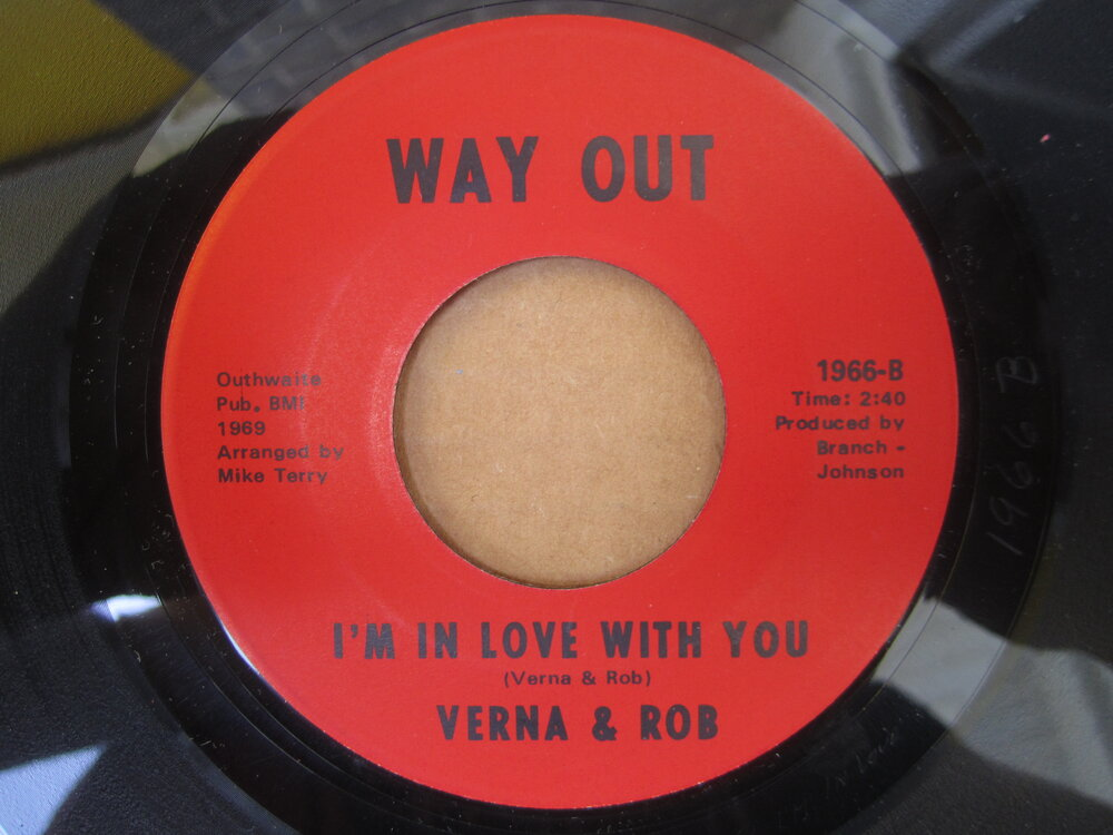 Verna & Rob - i'm in love with you WAY OUT.JPG