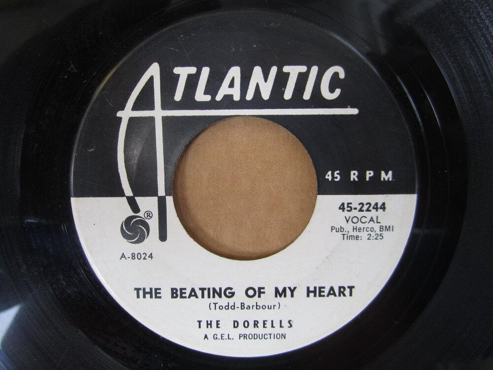 Dorells - the beating of my heart ATLANTIC.JPG