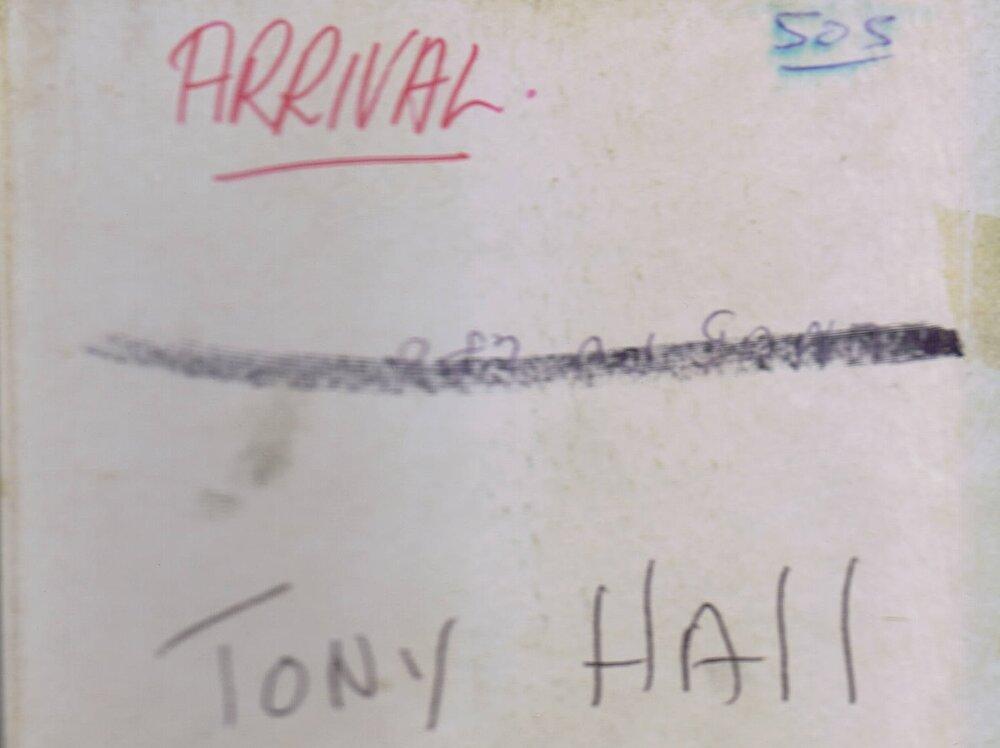 arrival tony hall do right woman reel tape.jpg