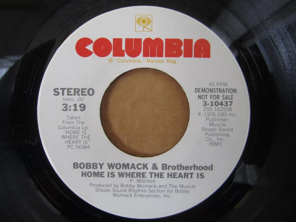 Bobby Womack - home is where.JPG