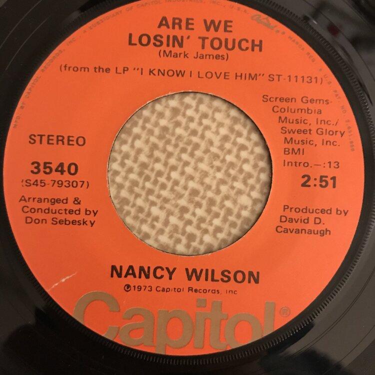 Nancy Wilson Are.JPG