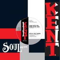 Barbara Lewis / Carla Thomas - The Stars / Play For Keeps - Gone With The Wind Is My Love - Kent Soul image