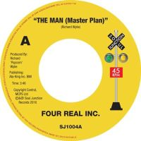 Four Real Inc / Larry Wright - The Man (Master Plan) / It's Okay With Me - Soul Junction image