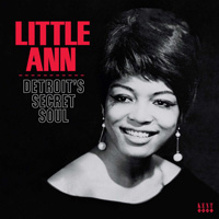 Detroit's Secret Soul - Little Ann - Kent Records CD image